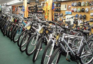 Cole's Bicycle Shop